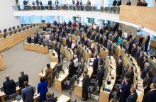 Paaiškėjo, kada bus pirmas biudžeto svarstymas Seime
