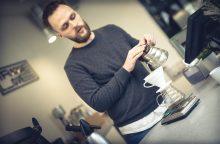 Vilnius pristatė žemėlapį kavos gurmanams