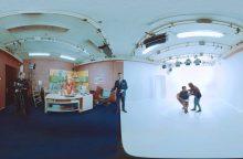 LRT naujovė – televizija virtualioje realybėje