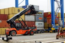 Padidėjo Klaipėdos jūrų uosto krovinių apyvarta