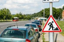 Jonavos gatvėje keičiasi eismo tvarka