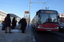Utopija ar realybė: nemokamas viešasis transportas Kaune