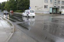 Debreceno gatvėje rastas moters lavonas