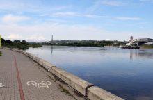 Pėsčiųjų tiltų per Nemuną konkursas: sulaukta septynių pasiūlymų