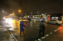 Neeilinis trileris Kovo 11-osios gatvėje