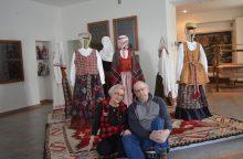 Kas tie žmonės, kurie praskyrė kelią lietuvių profesionaliai tekstilei?