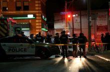Šaudynės Toronte: mirė vienas iš 14 sužeistų žmonių <span style=color:red;>(atnaujinta)</span>