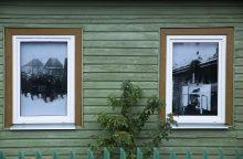 Šančiškių meno kūrinių galerija – jų namų languose