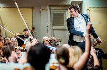 Kokią žinią 2018-aisiais skleis Nacionalinė filharmonija?