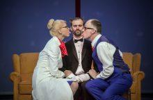 Pajūryje gastroliuos Panevėžio J. Miltinio dramos teatras