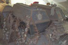 Ieškoma lėšų Radvilų mauzoliejaus Nesvyžiuje tvarkymui