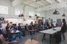 Atidaryti bendruomenės centrą įkvėpė olandiška miestų filosofija
