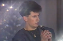 E. Sipavičius apie savo išvaizdą jaunystėje: galvoju – kas ten man ant galvos