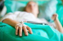 Ligoninėje mirė per avariją nukentėjusi moteris