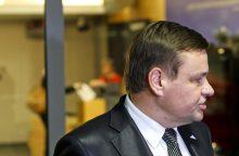 V.Gedvilas: ar piliečiai balsuos EP rinkimuose, priklauso nuo politikų