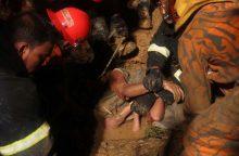 Konge po nuošliauža žuvusių žmonių padaugėjo iki 140