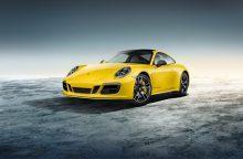 """Lietuvoje – išskirtinių """"Porsche"""" modelių ekspozicija"""