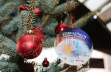 Klaipėdoje bus įžiebta Kalėdų eglė